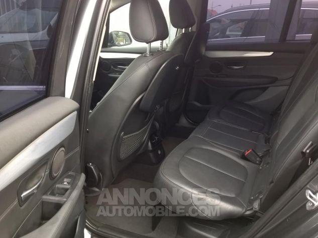 BMW Série 2 GRAN TOURER 220D 190 CH Luxury A Gris Occasion - 10