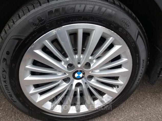 BMW Série 2 GRAN TOURER 220D 190 CH Luxury A Gris Occasion - 11