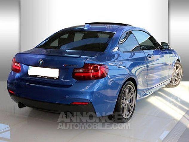 bmw s rie 2 m sport bleu occasion longueau 80 somme n 2787650 annonces automobile. Black Bedroom Furniture Sets. Home Design Ideas