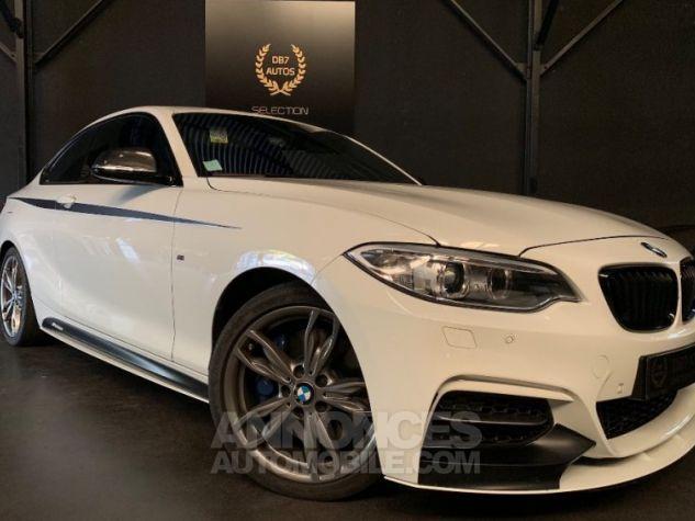 BMW Série 2 M235i XD 326 M PERFORMANCE BLANC Occasion - 0