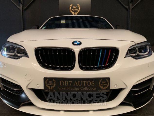 BMW Série 2 M235i XD 326 M PERFORMANCE BLANC Occasion - 1