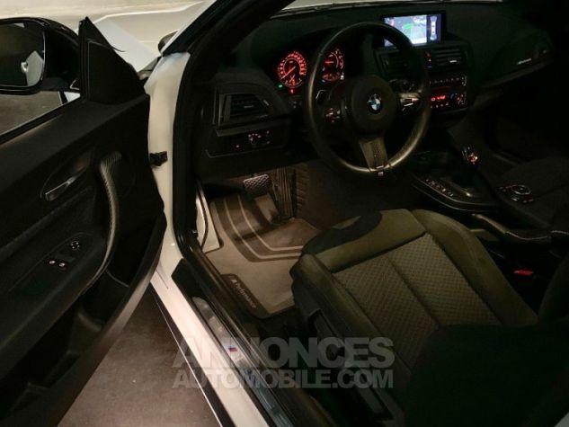 BMW Série 2 M235i XD 326 M PERFORMANCE BLANC Occasion - 3