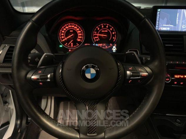 BMW Série 2 M235i XD 326 M PERFORMANCE BLANC Occasion - 10