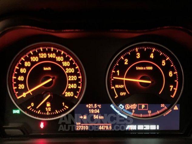 BMW Série 2 M235i XD 326 M PERFORMANCE BLANC Occasion - 11