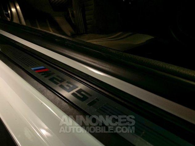 BMW Série 2 M235i XD 326 M PERFORMANCE BLANC Occasion - 12