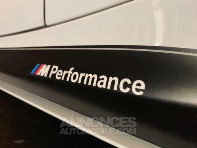 BMW Série 2 M235i XD 326 M PERFORMANCE BLANC Occasion - 13