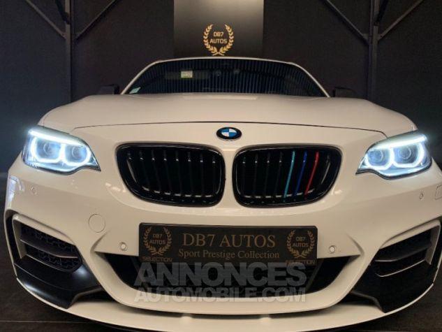 BMW Série 2 M235i XD 326 M PERFORMANCE BLANC Occasion - 16