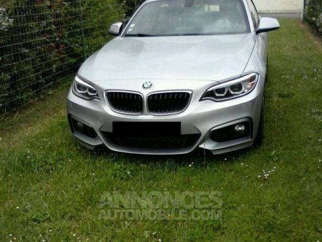 BMW Série 2 Pack M Glaciersilber Occasion - 0