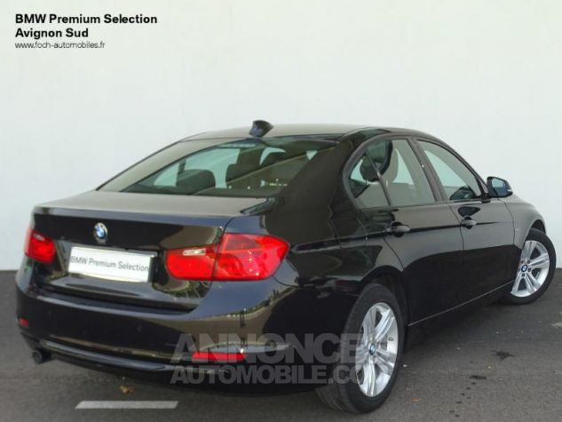 BMW Série 3 316d 116ch Sport Saphirschwarz metallisee Occasion - 1