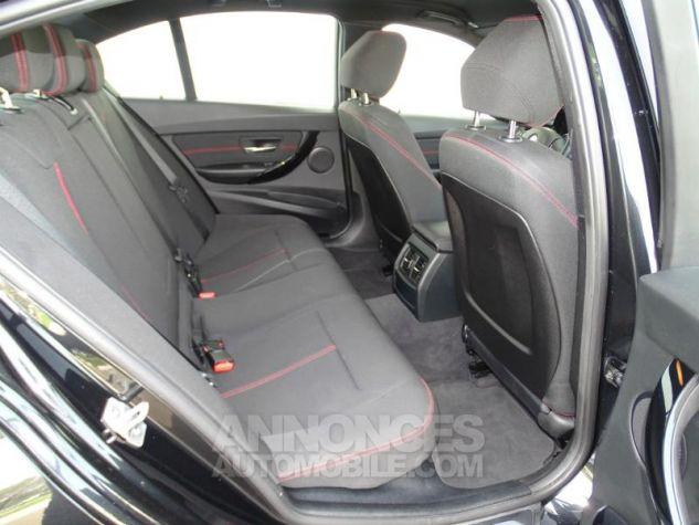 BMW Série 3 316d 116ch Sport Saphirschwarz metallisee Occasion - 3