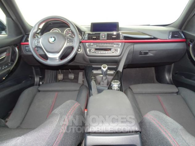 BMW Série 3 316d 116ch Sport Saphirschwarz metallisee Occasion - 4
