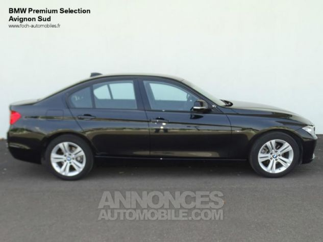 BMW Série 3 316d 116ch Sport Saphirschwarz metallisee Occasion - 7