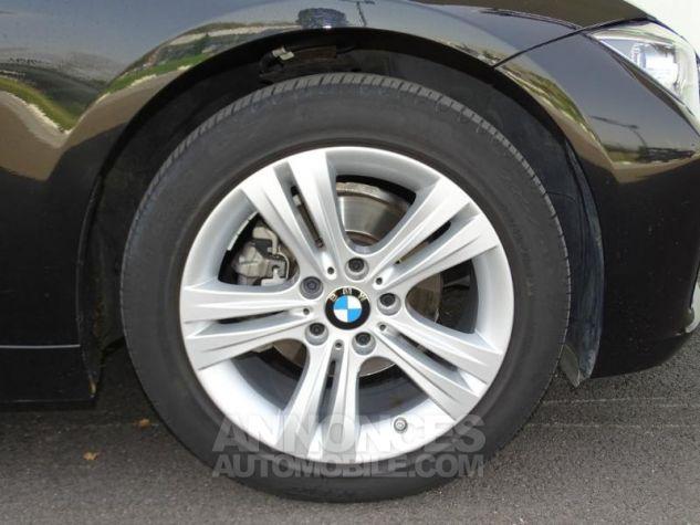 BMW Série 3 316d 116ch Sport Saphirschwarz metallisee Occasion - 8
