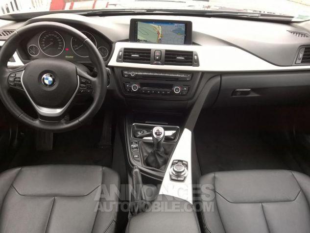 BMW Série 3 318D 143 CH EXECUTIVE Noir Occasion - 4