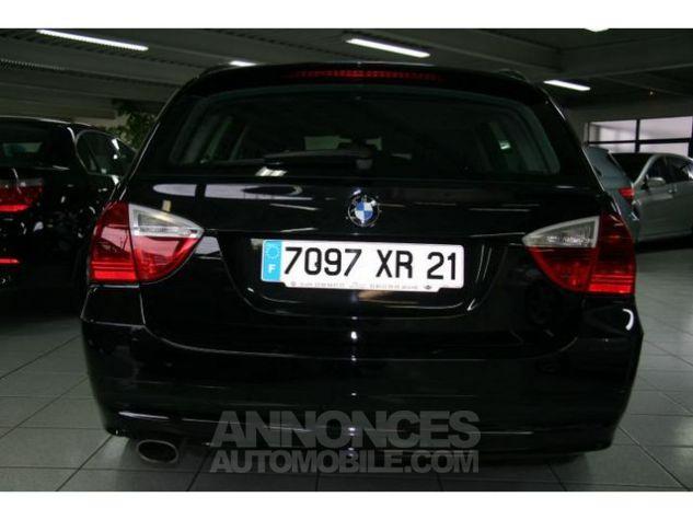 BMW Série 3 318D 143 TOURING CONFORT Noir  Occasion - 1