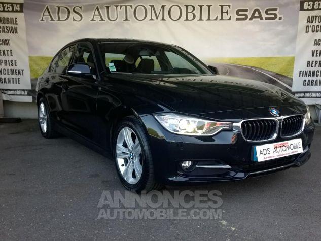 BMW Série 3 318DA 143 CH Sport  Noir Occasion - 0