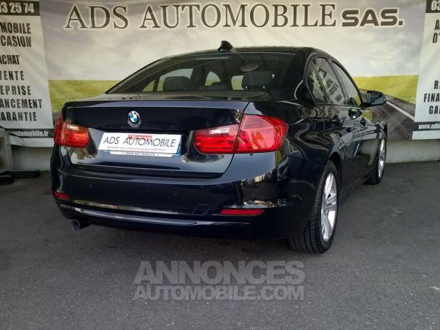 BMW Série 3 318DA 143 CH Sport  Noir Occasion - 1