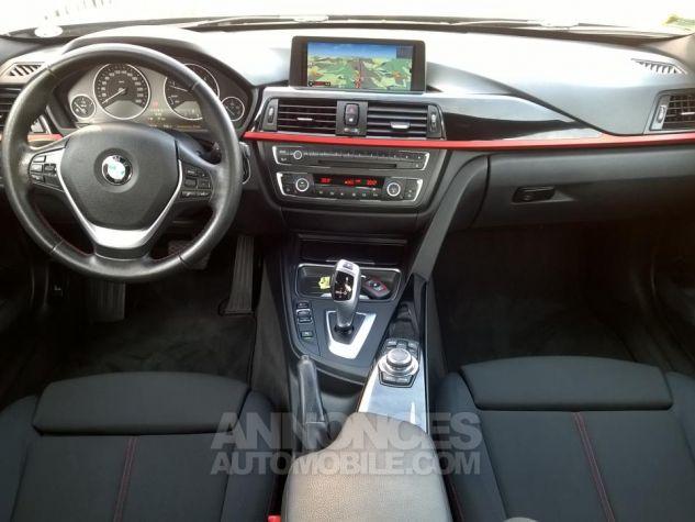 BMW Série 3 318DA 143 CH Sport  Noir Occasion - 4