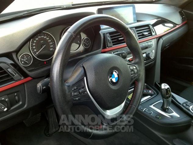 BMW Série 3 318DA 143 CH Sport  Noir Occasion - 7
