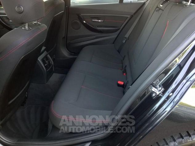 BMW Série 3 318DA 143 CH Sport  Noir Occasion - 8