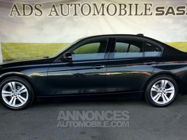 BMW Série 3 318DA 143 CH Sport  Noir Occasion - 9