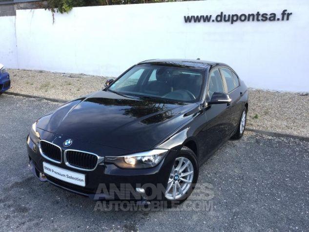 BMW Série 3 318dA 143ch Business Schwarz uni Occasion - 0