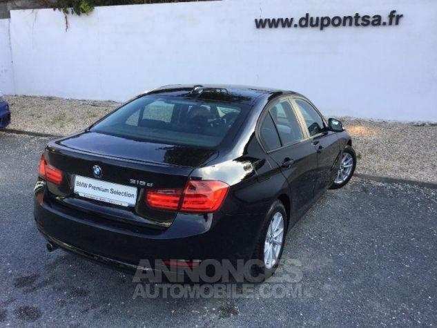 BMW Série 3 318dA 143ch Business Schwarz uni Occasion - 1