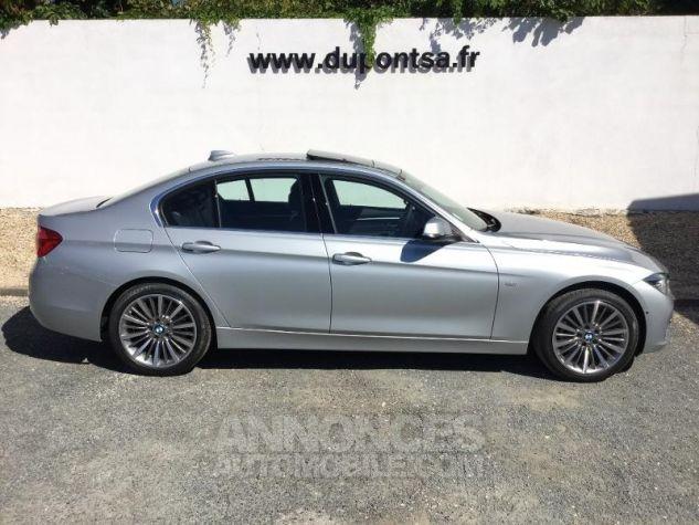 BMW Série 3 318dA 150ch Luxury Glaciersilber métallisée Occasion - 6