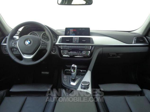 BMW Série 3 318dA 150ch Luxury Saphirschwarz metallise Occasion - 14