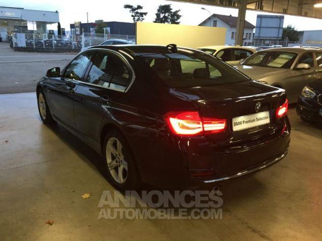 BMW Série 3 318dA 150ch Luxury Saphirschwarz metallise Occasion - 1