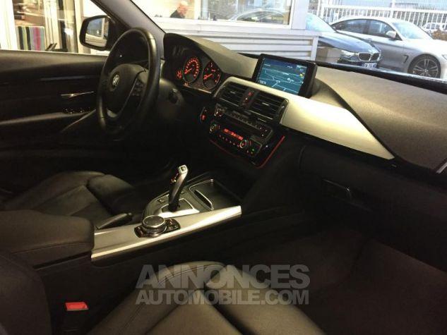 BMW Série 3 318dA 150ch Luxury Saphirschwarz metallise Occasion - 2