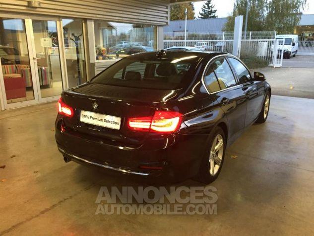 BMW Série 3 318dA 150ch Luxury Saphirschwarz metallise Occasion - 6