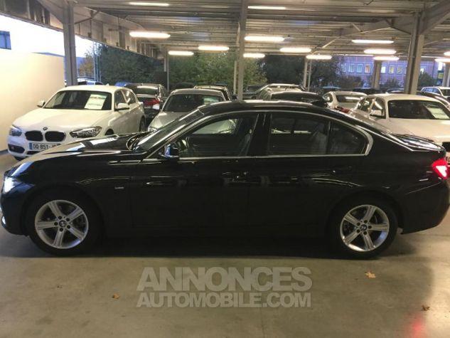 BMW Série 3 318dA 150ch Luxury Saphirschwarz metallise Occasion - 7