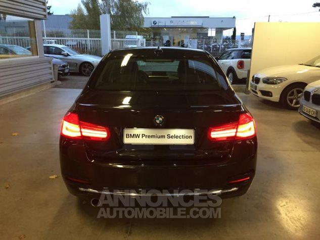 BMW Série 3 318dA 150ch Luxury Saphirschwarz metallise Occasion - 8