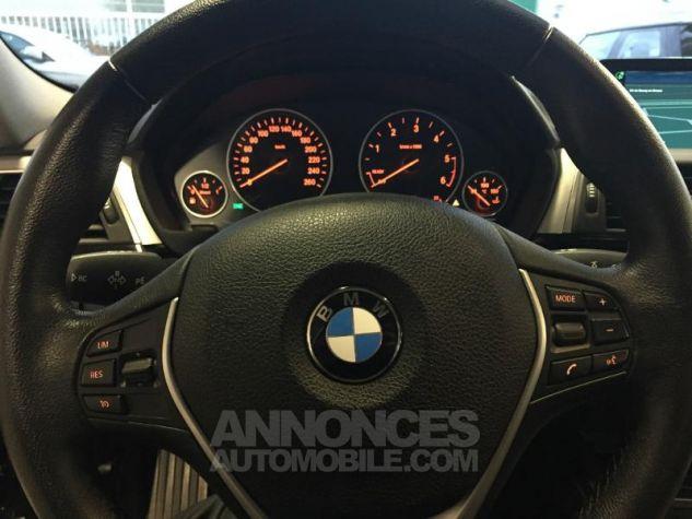 BMW Série 3 318dA 150ch Luxury Saphirschwarz metallise Occasion - 11