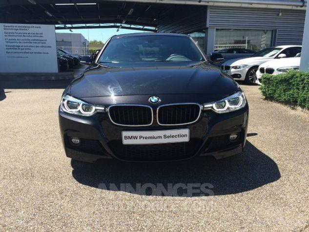 BMW Série 3 318dA 150ch M Sport SAPHIR SCHWARTZ Occasion - 3