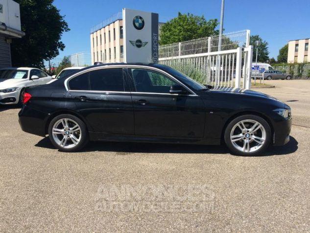 BMW Série 3 318dA 150ch M Sport SAPHIR SCHWARTZ Occasion - 4