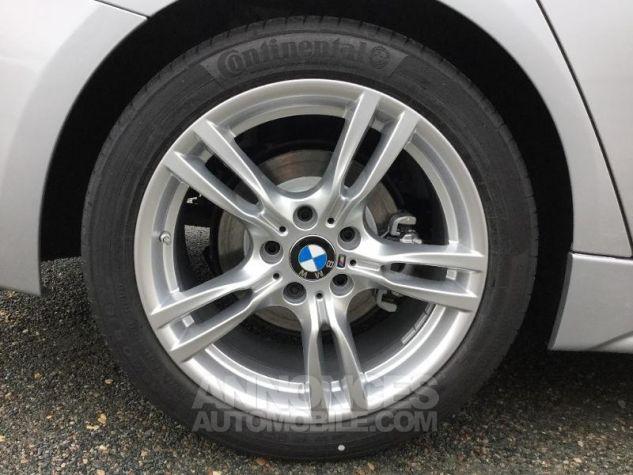 BMW Série 3 318dA 150ch M Sport Glaciersilber métallisée Occasion - 4