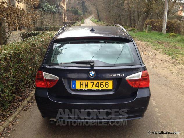 BMW Série 3 320 D Business Touring GPS Bleu nuit Occasion - 2