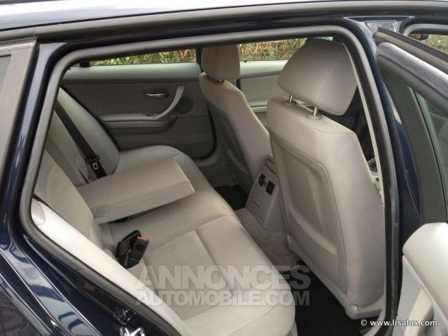 BMW Série 3 320 D Business Touring GPS Bleu nuit Occasion - 3