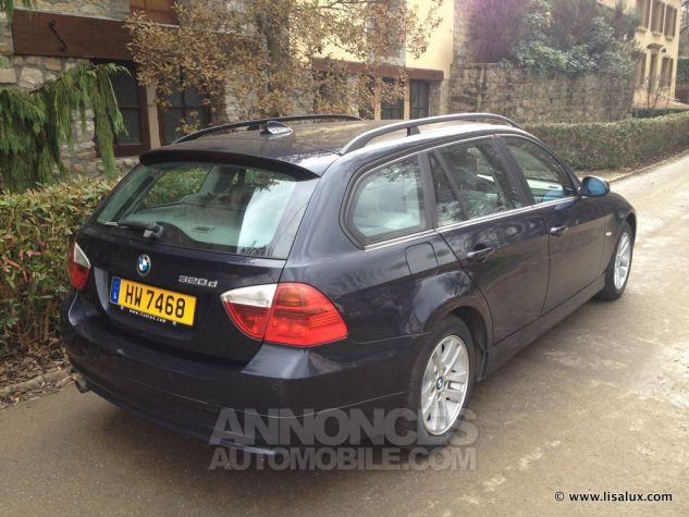 BMW Série 3 320 D Business Touring GPS Bleu nuit Occasion - 5