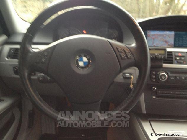 BMW Série 3 320 D Business Touring GPS Bleu nuit Occasion - 8