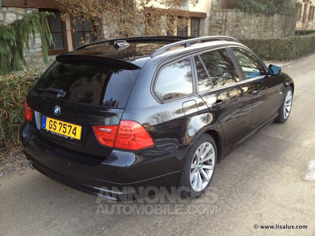 BMW Série 3 320 D Luxe Touring Cuir brun Occasion - 5