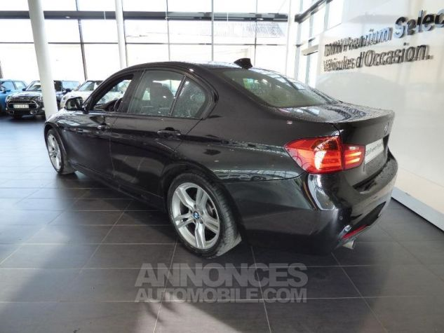BMW Série 3 320d xDrive 184ch M Sport SAPHIR SCHWARZ METAL Occasion - 2