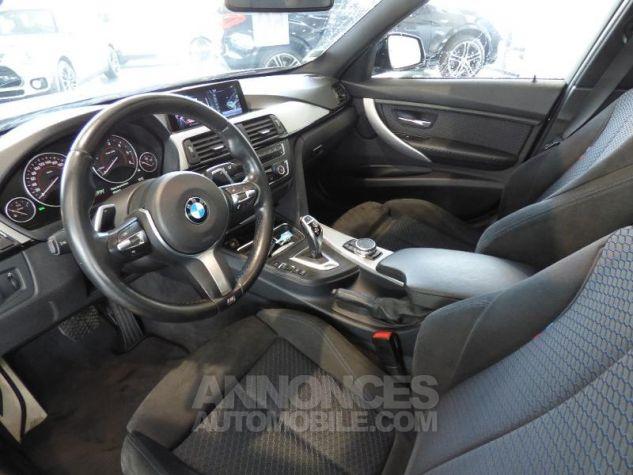 BMW Série 3 320d xDrive 184ch M Sport SAPHIR SCHWARZ METAL Occasion - 6