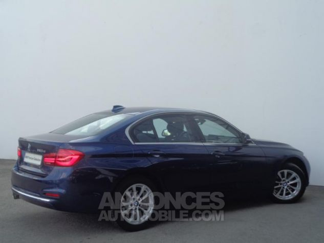 BMW Série 3 320dA xDrive 190ch Luxury Mediterranblau metallise Occasion - 1