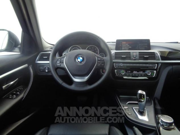 BMW Série 3 320dA xDrive 190ch Luxury Mediterranblau metallise Occasion - 3