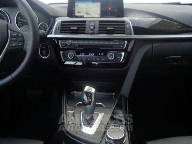 BMW Série 3 320dA xDrive 190ch Luxury Mediterranblau metallise Occasion - 4