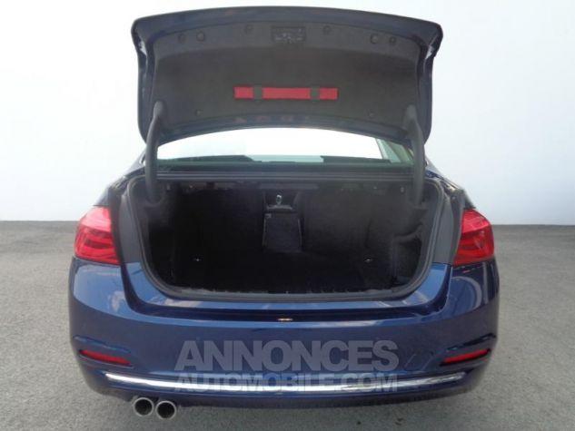 BMW Série 3 320dA xDrive 190ch Luxury Mediterranblau metallise Occasion - 7