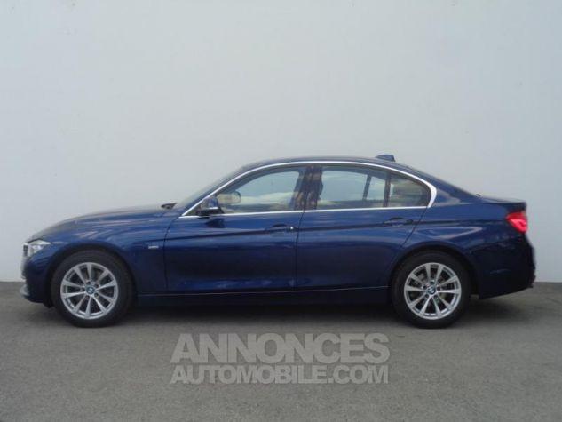 BMW Série 3 320dA xDrive 190ch Luxury Mediterranblau metallise Occasion - 8